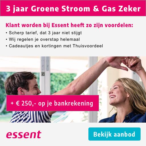 Essent 3 Jaar Groene Stroom Gas Zeker Image